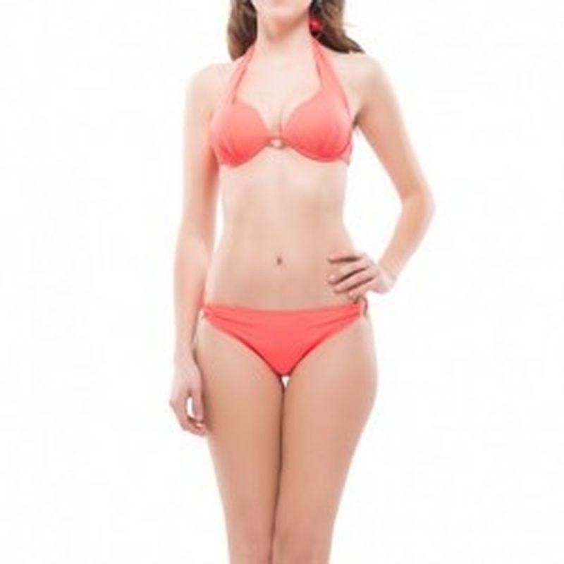 Bikini Janice Naranja