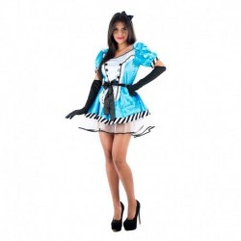 Disfraz Damisela Azul
