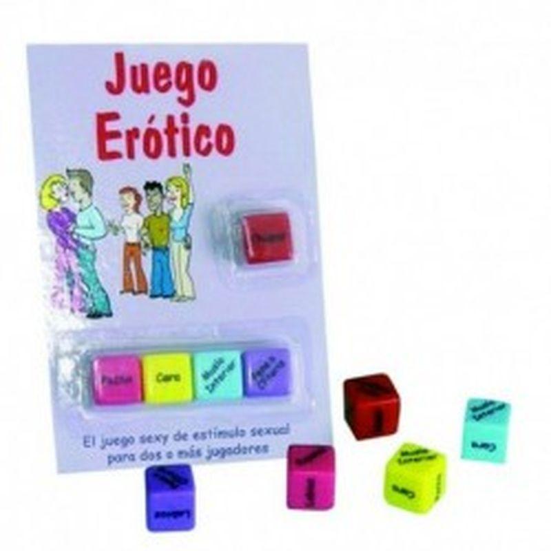 JUEGO EROTICO 5 DADOS