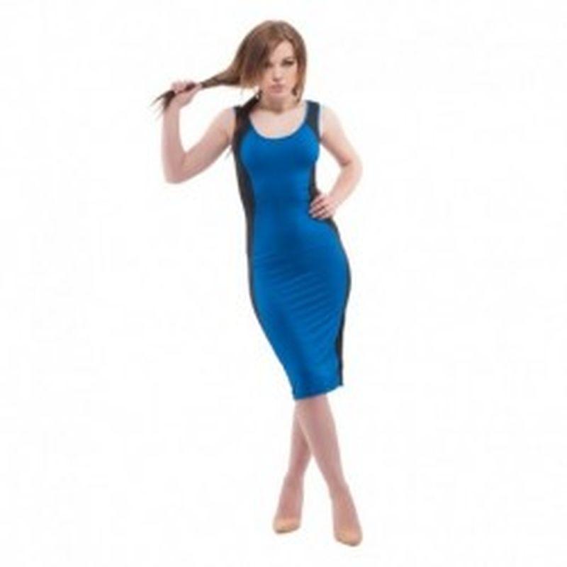 Vestido Onett Azul