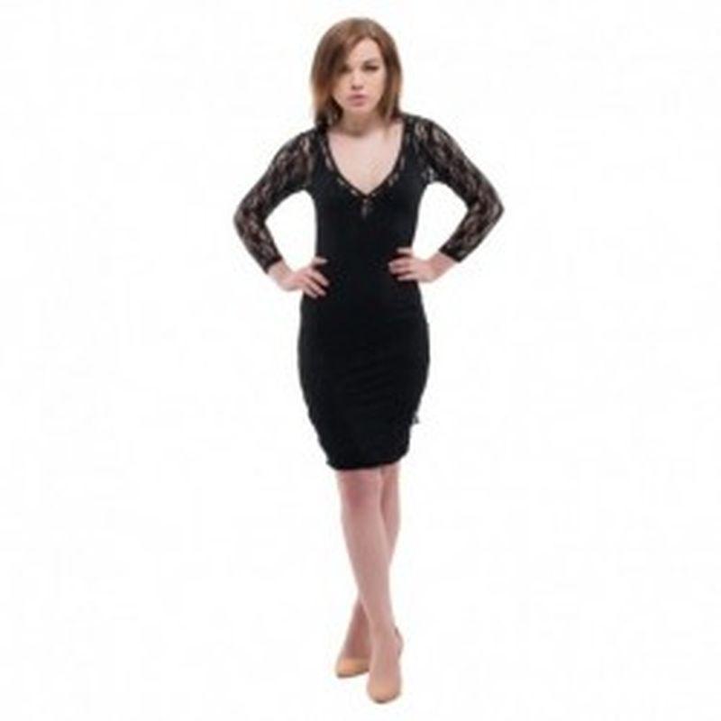 Vestido Kassel Negro