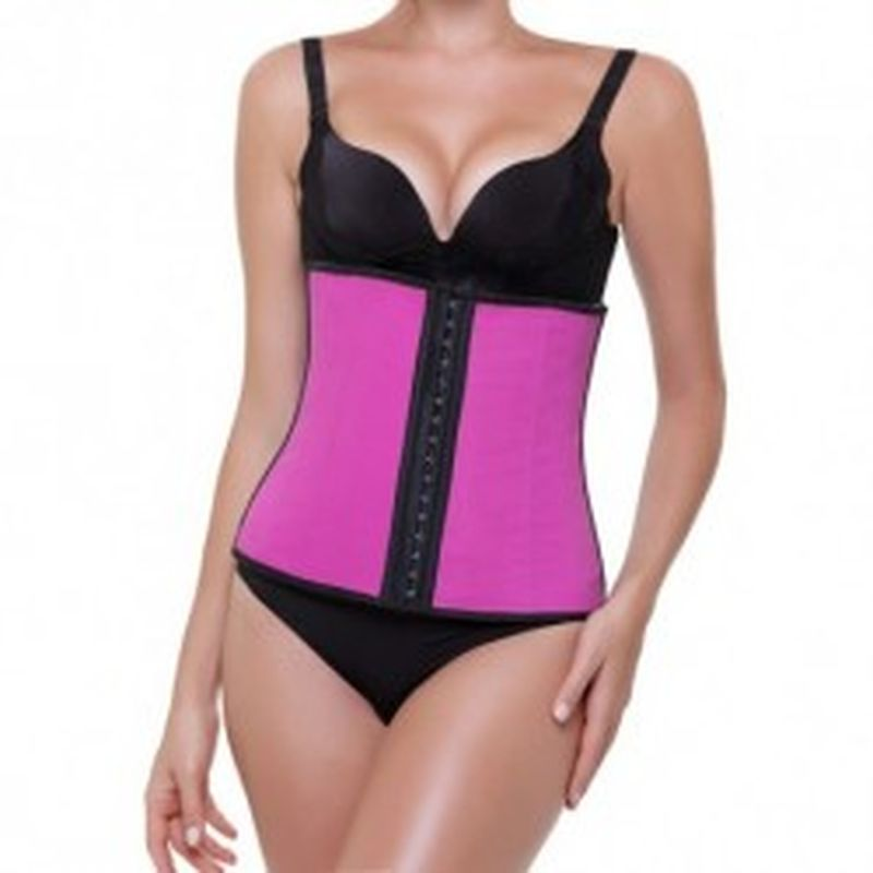 Corset Latex Appearance Rosa