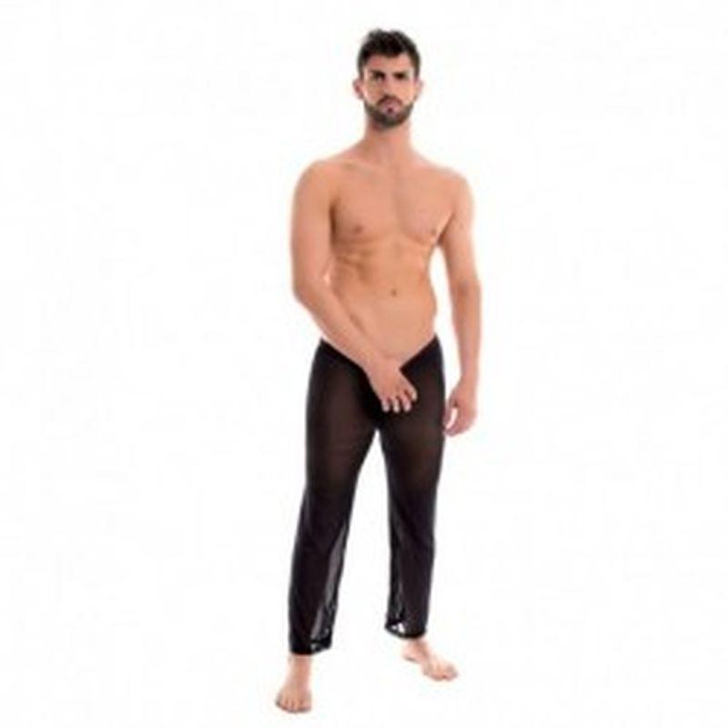 Pantalones Marco Negro