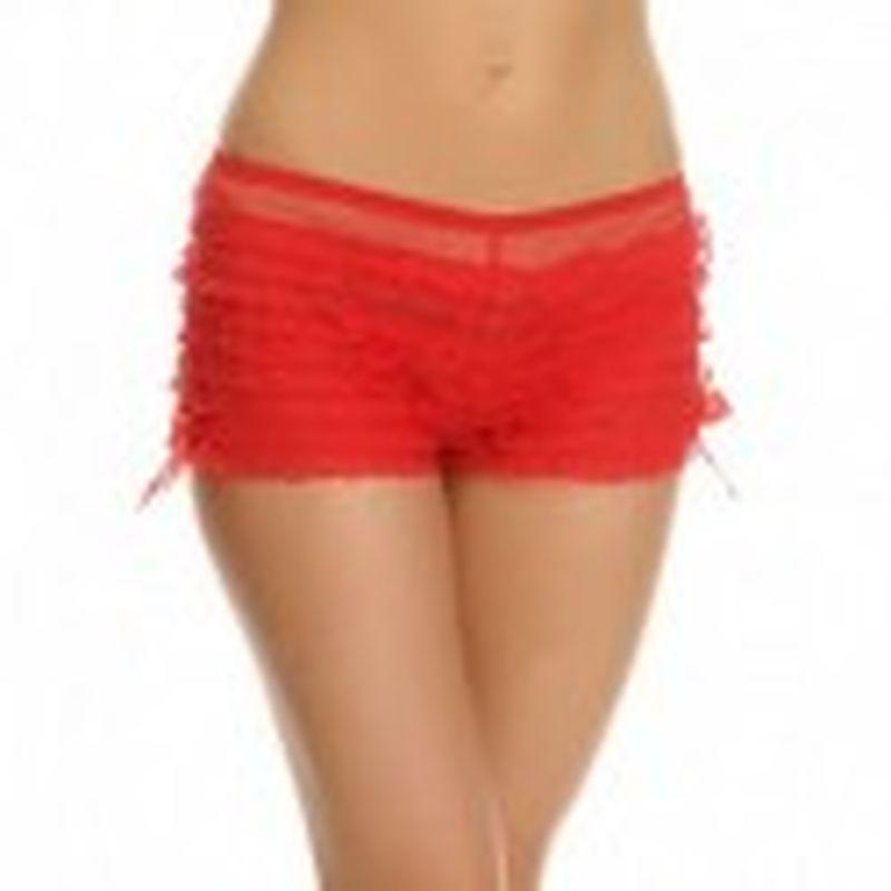 Culotte Vergara Rojo