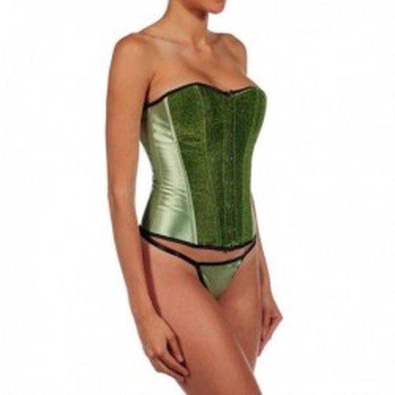 Corset Venus Verde