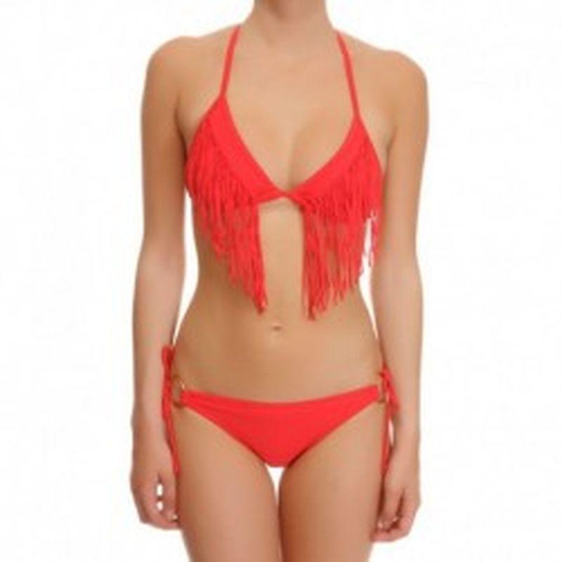 Bikini Emma Rojo