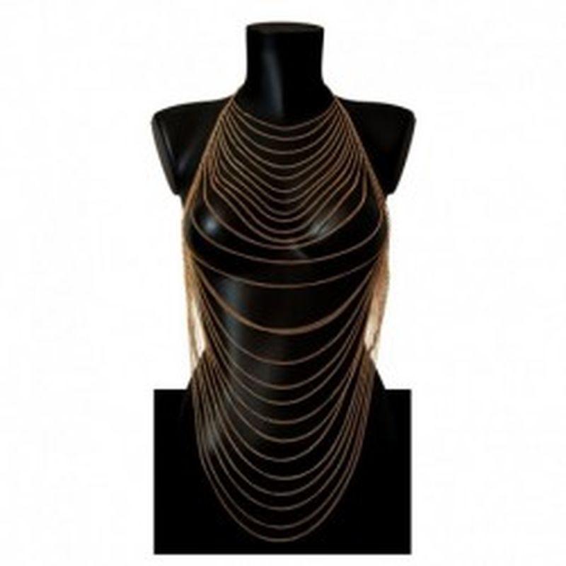 Body Chain Multi-layer Diamond