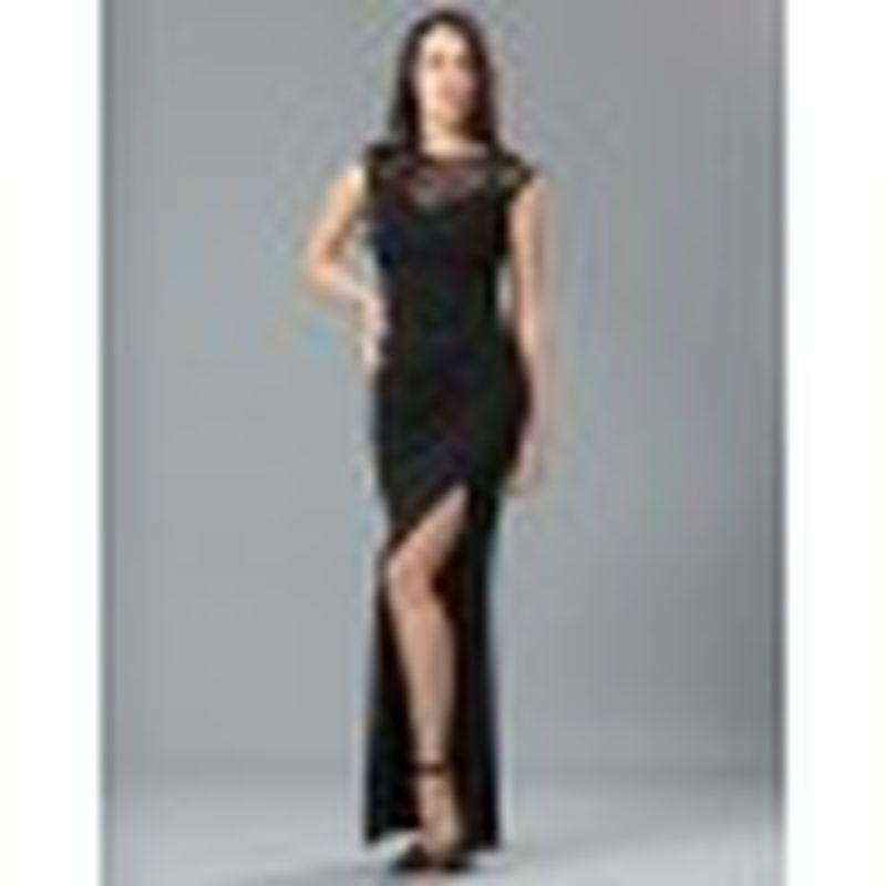 Vestido Catherine Negro