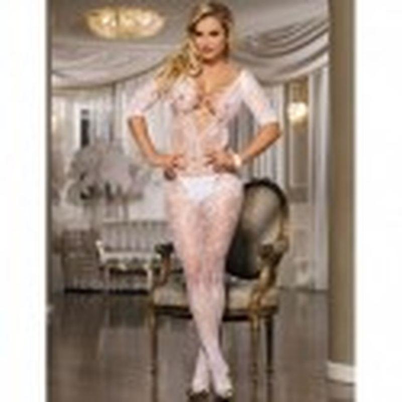Body White Rose Blanco