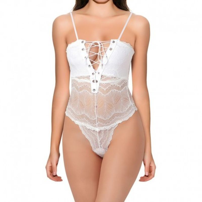 Body Jean -White