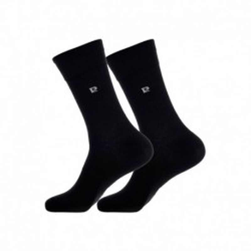 Set 10P calcetines PIERRE CARDIN - color: negro - talla 39/42