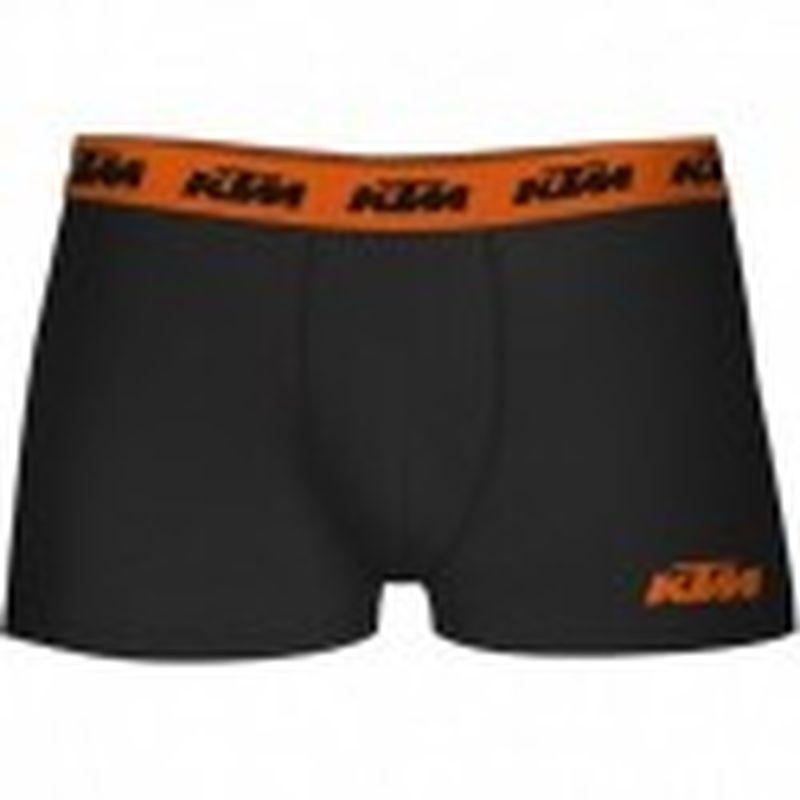 Boxer KTM - color negro - Talla S