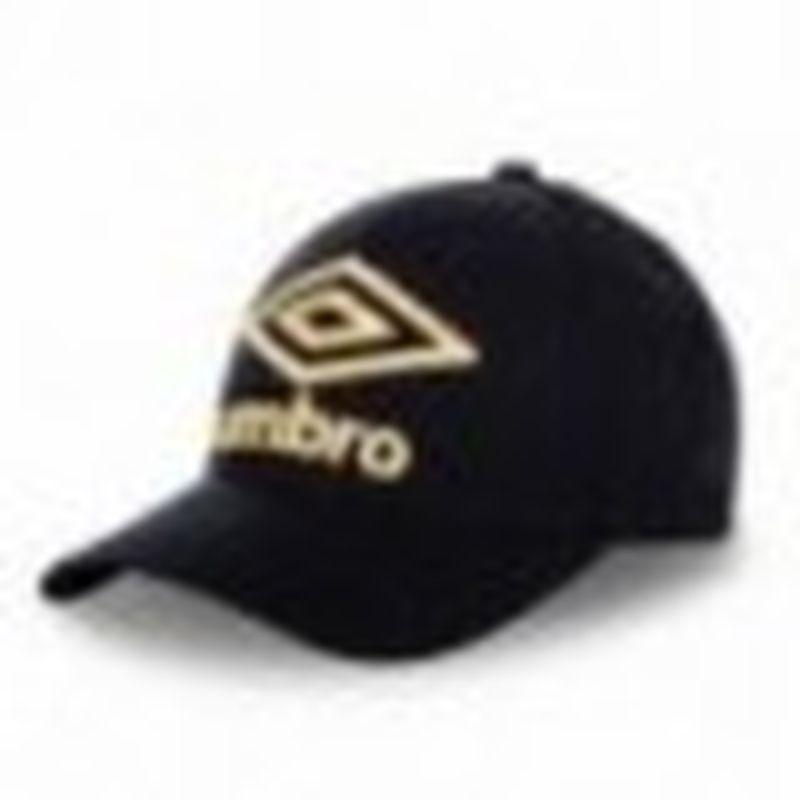 Gorra béisbol, negro+amarillo, 100% algodón, talla única