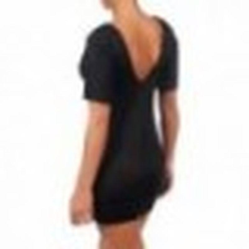 Vestido Gisela Negro
