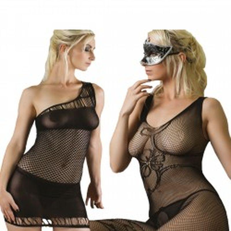 Set 2  pcs BodyDancing - lencería erótica JACQUIE&MICHEL