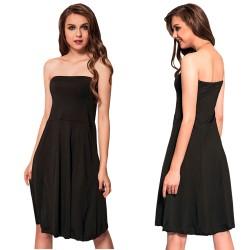Vestido / pareo Skirt Negro