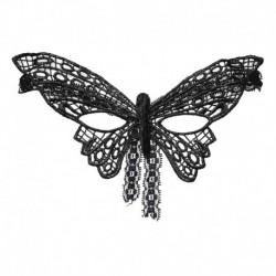 Antifaz Butterfly Negro