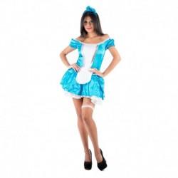 Disfraz Cenicienta Azul