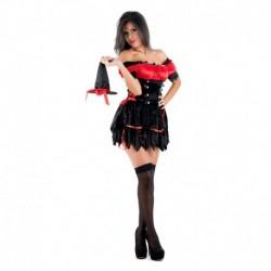 Disfraz Witch Negro