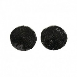 Pezoneras Shiny Spangle Negro