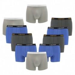 Talla XL: HEAD Set 10 Boxer Básicos SURTIDOS - XL