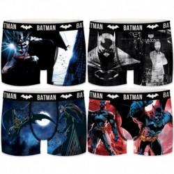 Pack 4 calzoncillos FREEGUN Batman DC Comics sorpresa para hombre