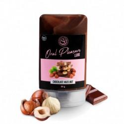 Lubricante comestible Chocolate con Avellanas