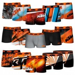 Pack 15 calzoncillos KTM aleatorios para hombre