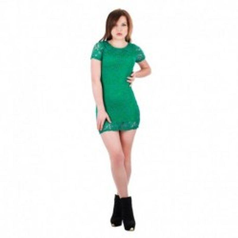 Vestido Evelina Verde