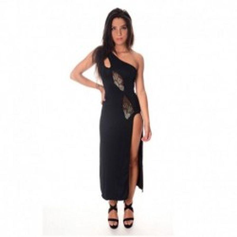 Vestido Coswig Negro