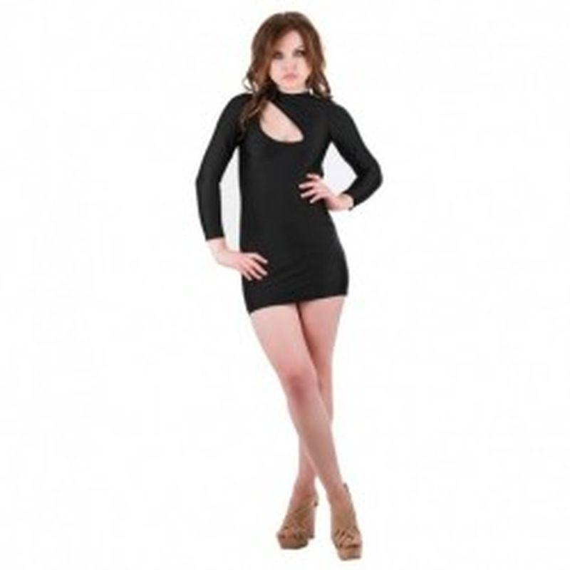 Vestido Ágata Negro