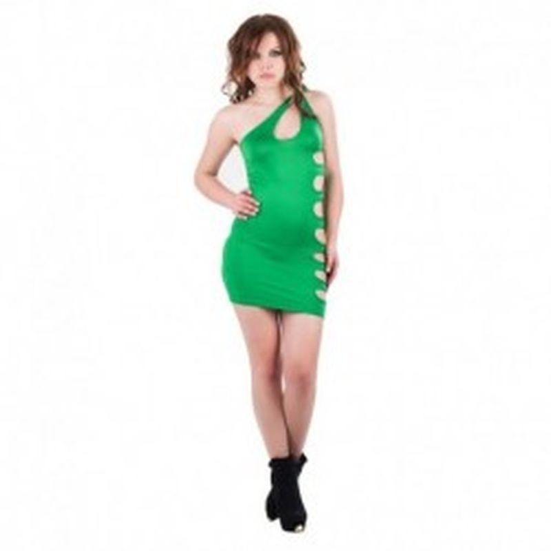 Vestido Esmeralda Verde