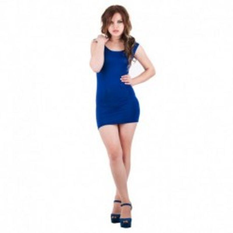 Vestido Bianka Azul