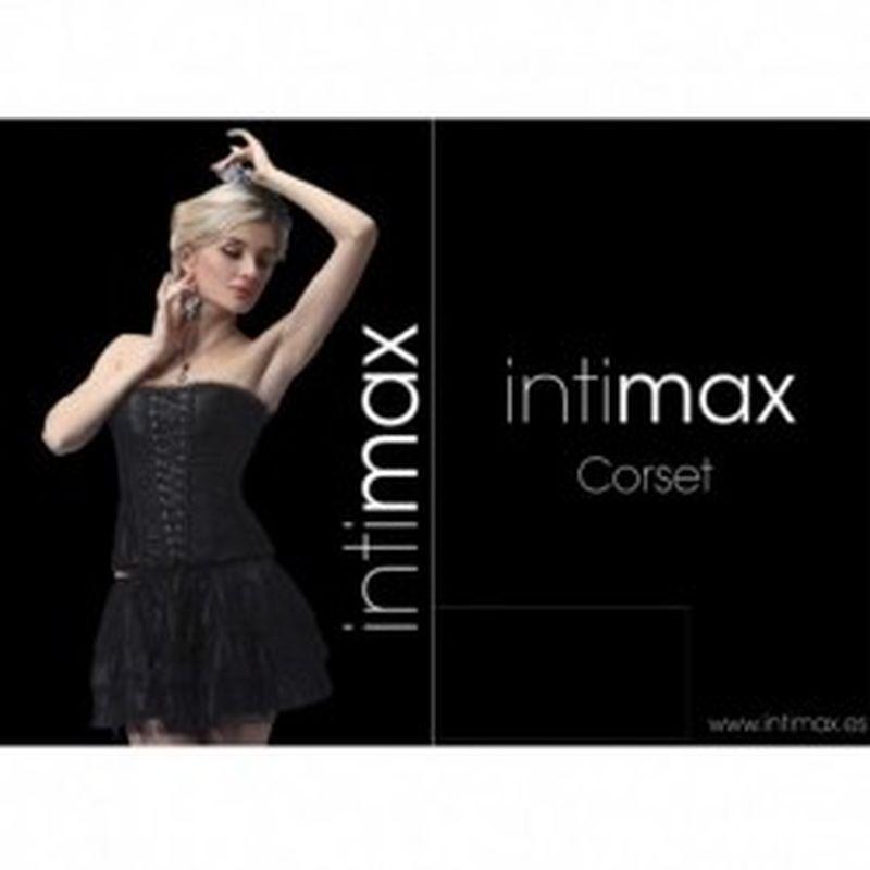 Catálogo Corsets Intimax