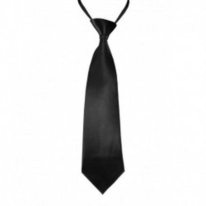 Corbata Elegant Negro