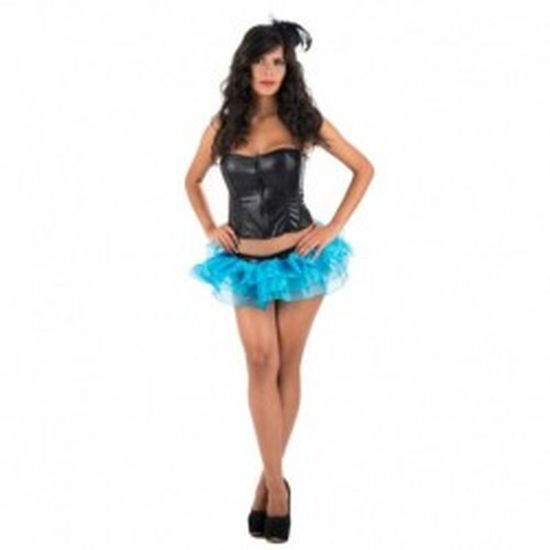 Disfraz Ballet Abigail Negro