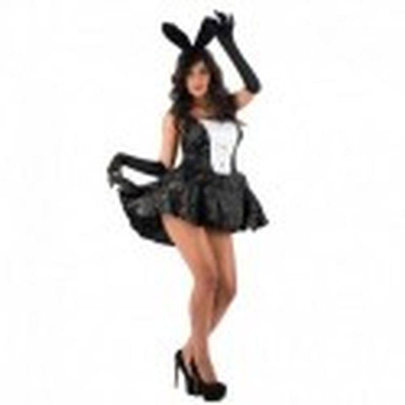 Disfraz Bunny Laila Negro