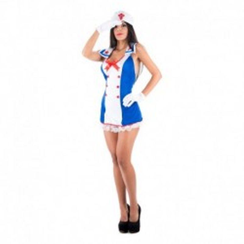 Disfraz Seawoman Azul