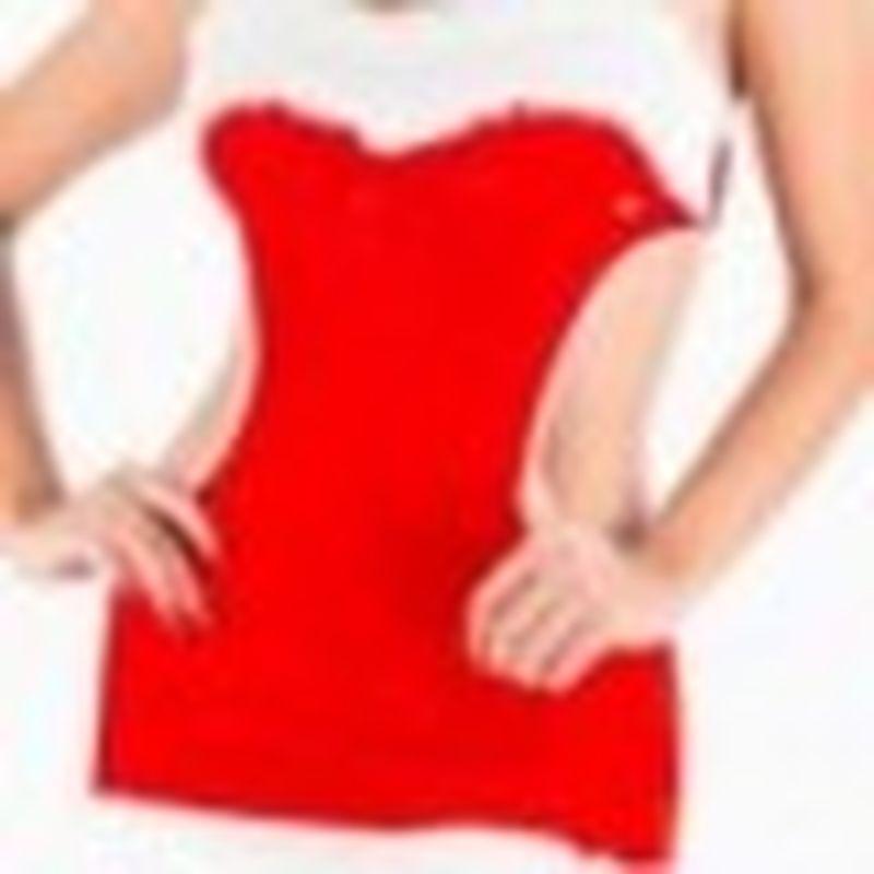 Disfraz  Mama Noël  Rojo