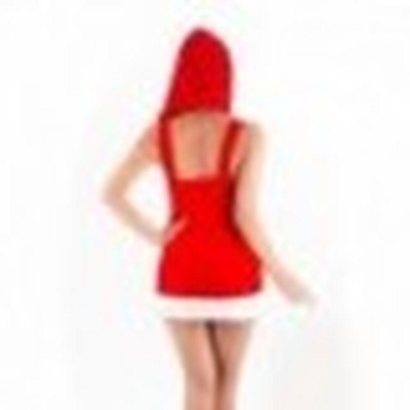 Disfraz Mama Noel Rojo