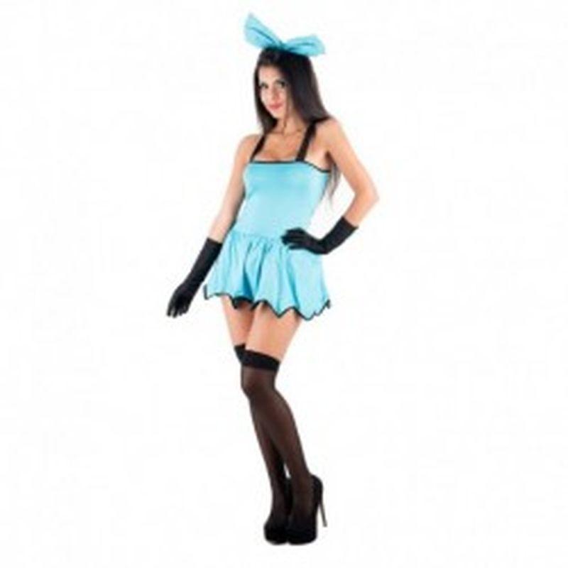 Disfraz Betty marmol Azul