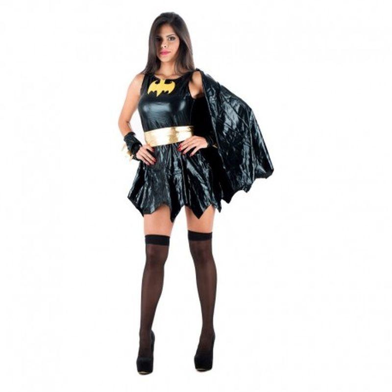 Disfraz Batwoman Negro