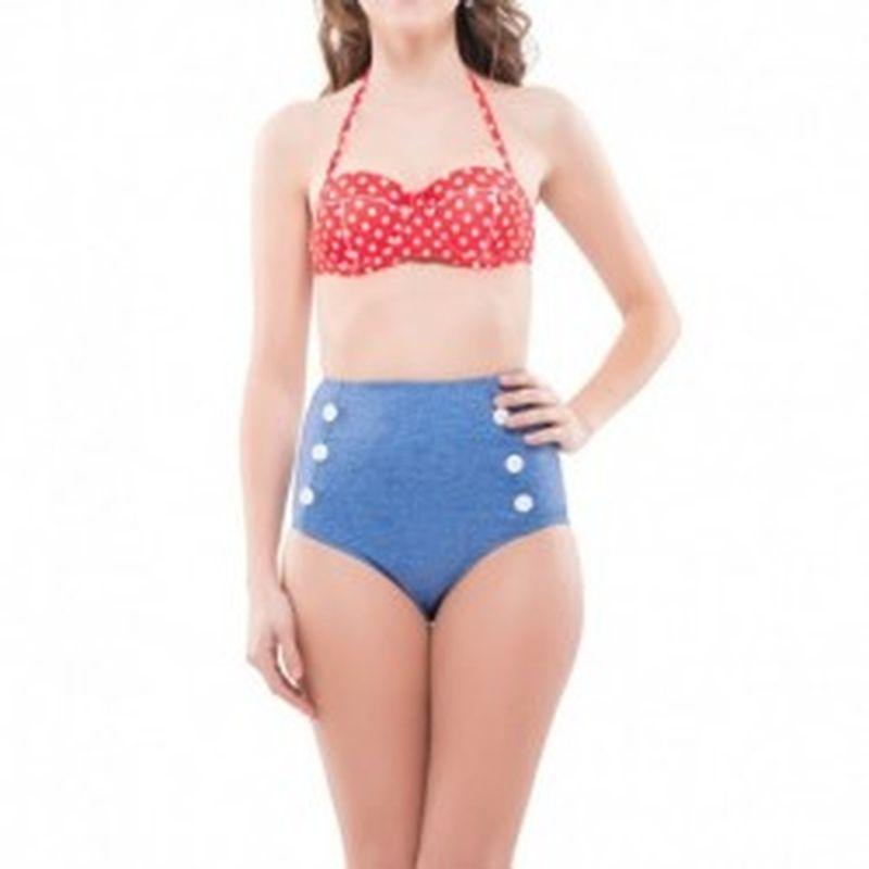 Bikini Taylor Rojo