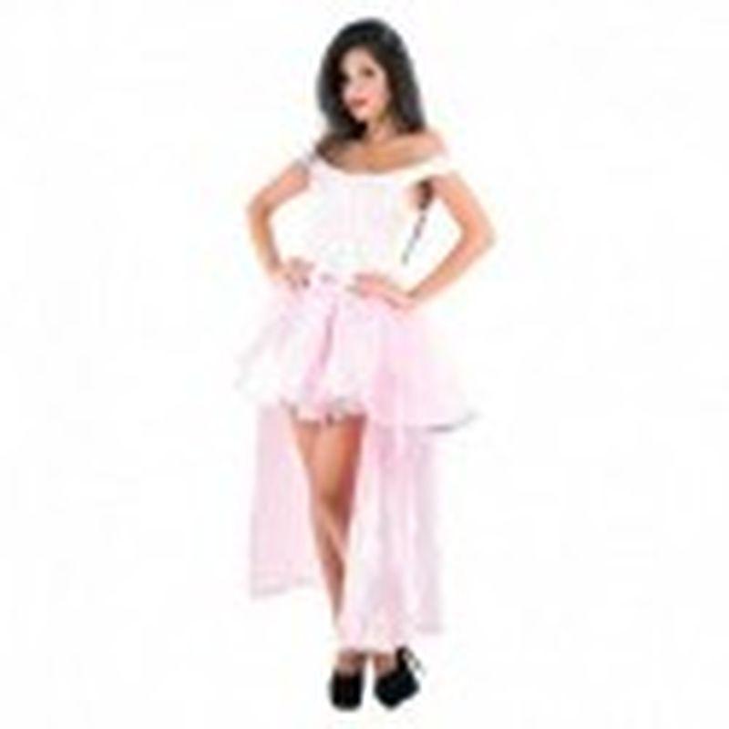 Disfraz Aurora Rosa