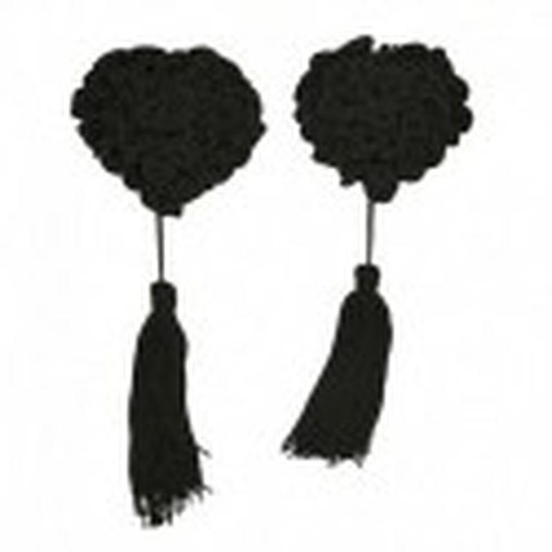 Pezoneras Queila Negro
