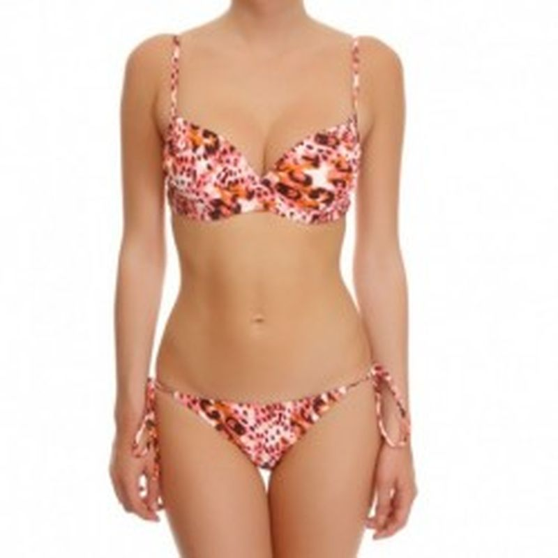 Bikini Romy Leopardo