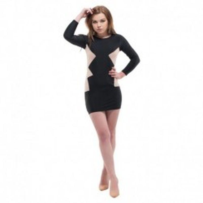 Vestido Sivilia Negro