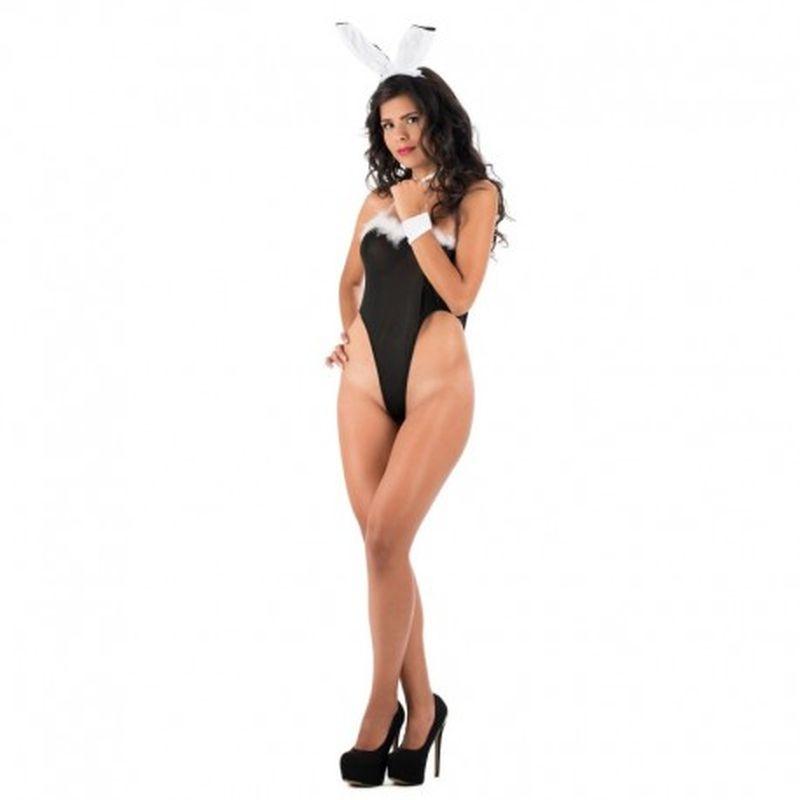 Disfraz Bunny Elma  Negro