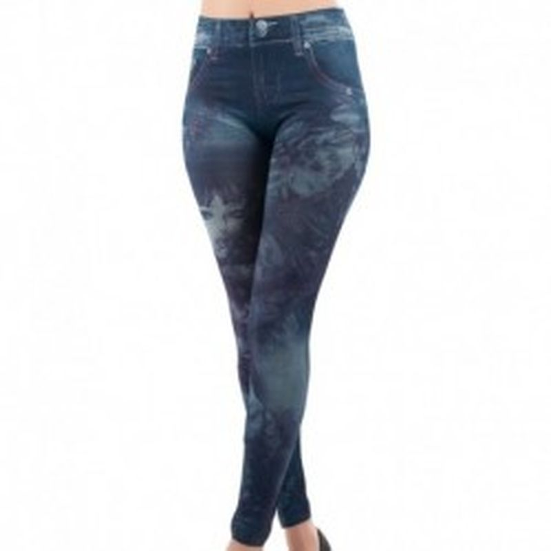 Legging Rock-And-Roll Azul