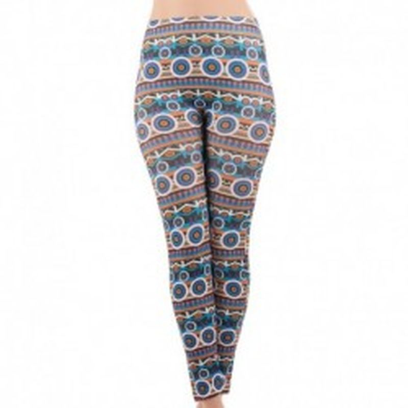 Legging Hippie nice Multicolor